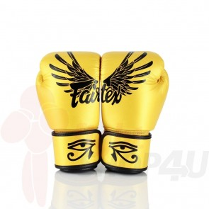 Fairtex (kick)bokshandschoenen Falcon Limited Edition