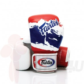 Fairtex (kick)bokshandschoenen Thai Pride Limited Edition