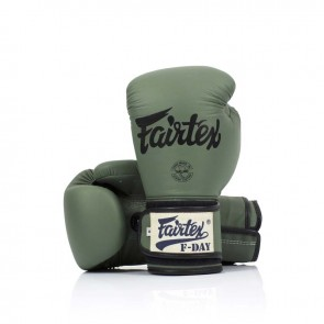 Fairtex (kick)bokshandschoenen F-Day Limited Edition