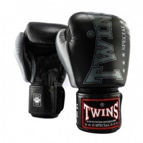 Twins (kick)bokshandschoenen BGVL8 Zwart