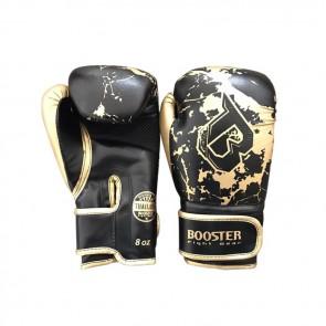 Booster (kick)bokshandschoenen Junior Marble Zwart/Goud