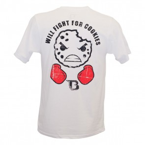 Booster Fightgear T-Shirt Will Fight For Cookies