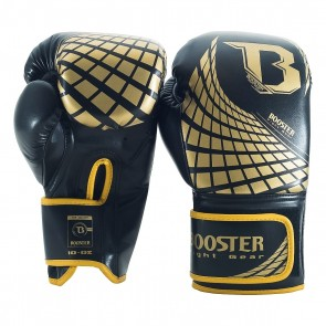 Booster BFG (kick)bokshandschoenen Cube Zwart-Goud