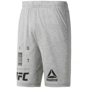 Reebok UFC Short Grijs CD5407