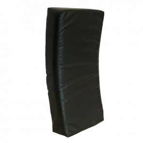 Gebogene Pad 75x35x15 cm Schwarz