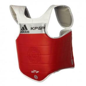 adidas E-Body Protector Rot