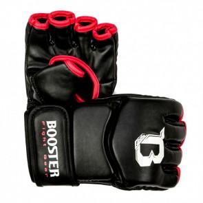 Booster MMA Handschuhe Schwarz/Rot