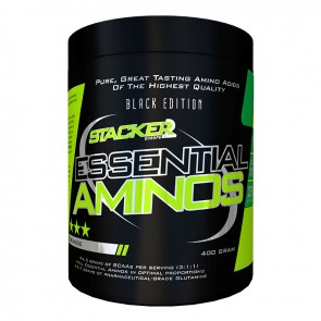 Stacker Essential Aminos Orange