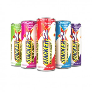 Stacker Extreme Energy Drink