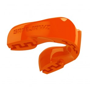 Safejawz Mundschutz Intro-Serie Fluor Orange