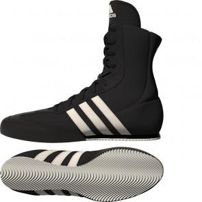 FX0561-90100 adidas Boksschoenen Box-Hog 2.0 Zwart/Wit