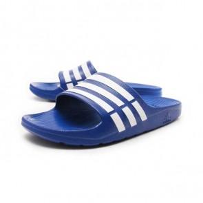 adidas Slippers Duramo Slide Blau