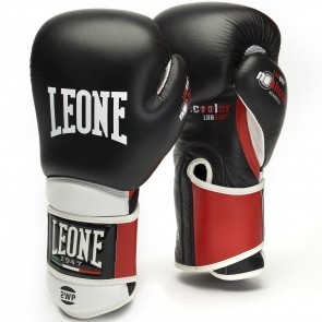 Leone (kick)bokshandschoenen Il Tecnico Zwart