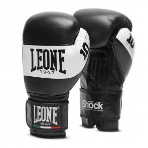 Leone (kick)bokshandschoenen Shock Zwart/Wit