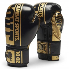 Leone (kick)bokshandschoenen Nexplosion Zwart