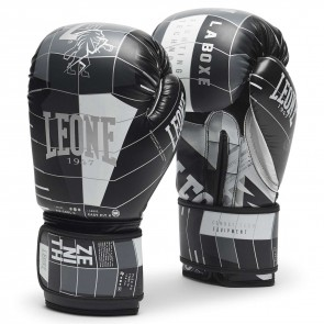 Leone (kick)bokshandschoenen Zenith Zwart