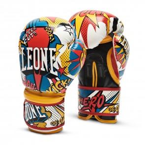 Leone (kick)bokshandschoenen Hero Junior 6oz