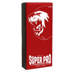 Super Pro Combat Gear Kicking Shield Large red 75x35x15 cm