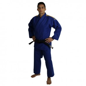 adidas Judopaket J690 Quest Blau/Orange