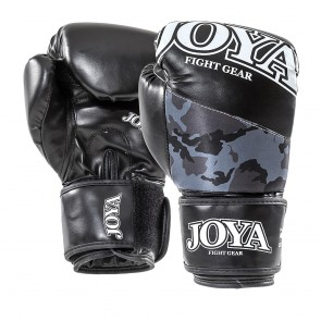 Joya Junior (kick)bokshandschoenen Top One Camo Zwart