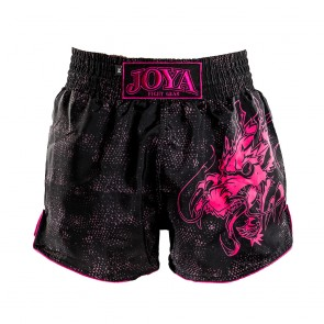 Joya Kids Kickboksbroek Dragon Roze
