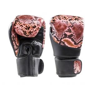 Joya (kick)bokshandschoenen Dames Pink-Snake
