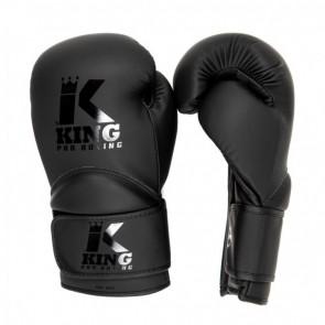 King Junior (kick)bokshandschoenen Kids3 Zwart 4oz