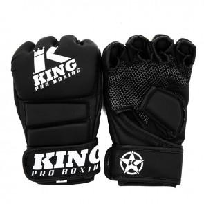 King MMA Handschoenen Revo 2 Zwart