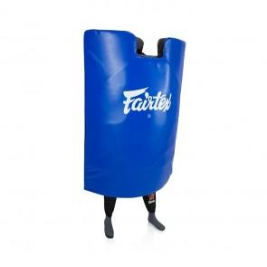 Fairtex Bodypad Blauw (Trapstoot)