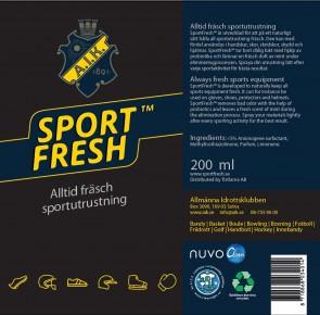 Nuvo Sport Fresh EquipMännert AIK