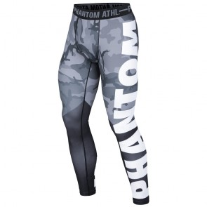 Phantom MMA Leggings Domination Camo