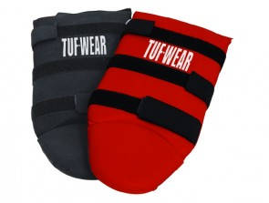 TUF Wear scheenbeschermers Luxe zwart