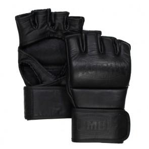Rumble MMA Handschuhe Winner Leder Schwarz