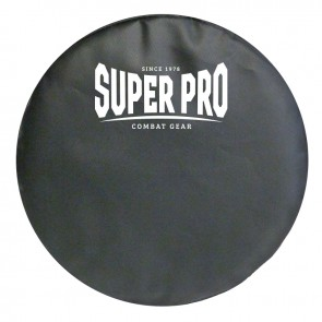 Super Pro Combat Gear Handpad rund black 28x7 cm