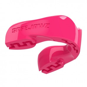 Safejawz Mundschutz Intro-Series Pink Junior