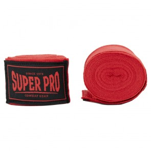 Super Pro Combat Gear Bandagen red