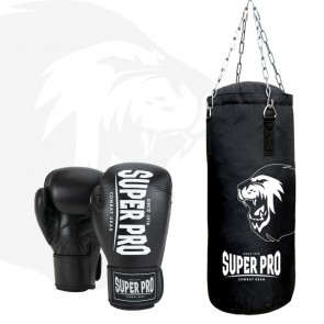 Super Pro Combat Gear Boxsack-Set
