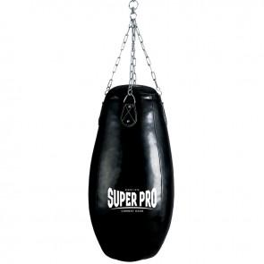 Super Pro Combat Gear Teardrop Boxsack black 90x30 cm