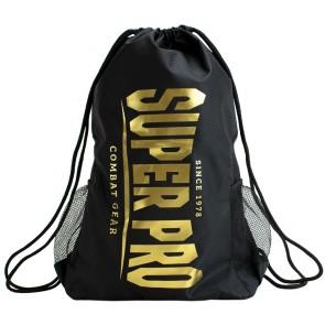 Super Pro Combat Gear Carry Bag Zwart/Goud (Kleding)