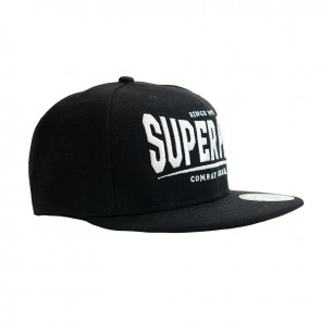 Super Pro Snapback Zwart/Wit (Default)