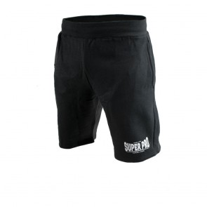Super Pro Jogging Shorts black/white