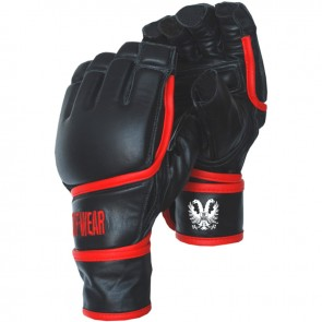 Tuf Wear Pro fingerlose MMA / Sandsack/ Ballhandschuhe