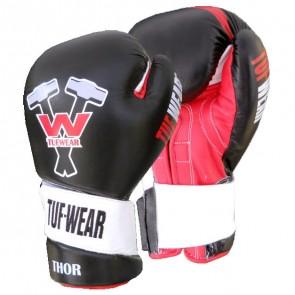 TUF Wear Thor Leder (Kick) Boxhandschuh 14oz