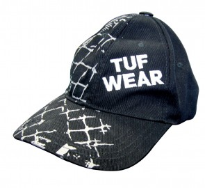 TUF Wear Flexcap Cage Design zwart