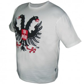 TUF Wear T-shirt Eagle Wit Extra Large
