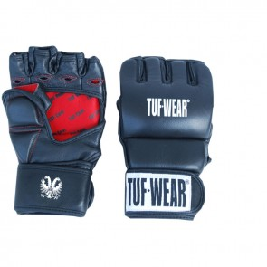 TUF Wear MMA Training Grappling-Handschuhe 7 oz Leder