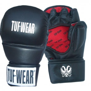 TUF WEAR MMA Strike Trainingshandschuh 7 oz Leder