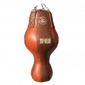 TUF Wear Boxsack aus echtem Leder
