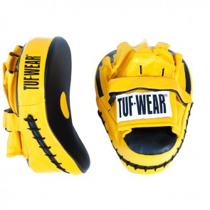 TUF Wear curved hook & jab pad