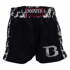 Booster Shorts TBT Pro 4.35 Schwarz Camo